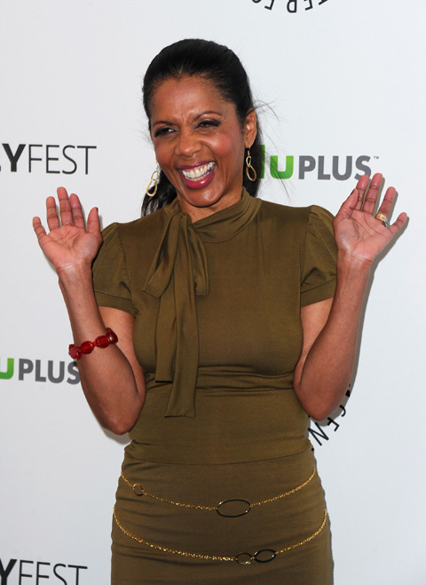 Castle's Penny Johnson Jerald Tweets Her First Thoughts on Season 5!