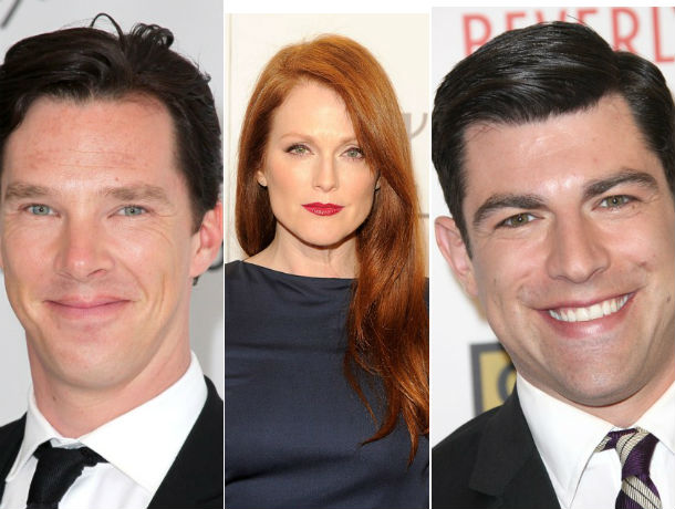 2012's Emmy Virgins: Which Stars Are First-Time Nominees?