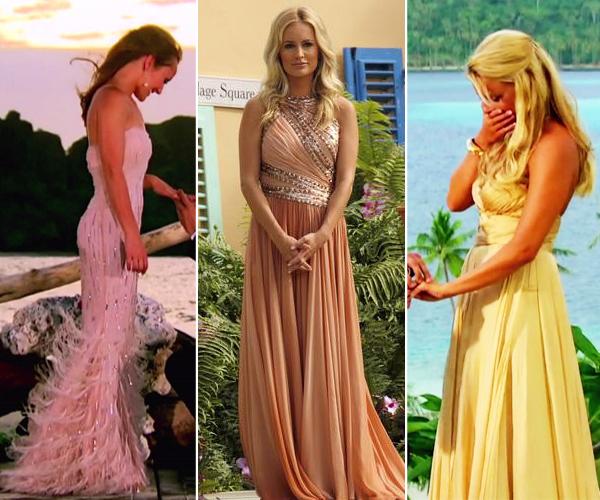 Bachelorette Finale Dress Face-Off: Ashley Hebert, Emily Maynard, or Ali Fedotowsky — Who Wore It Best?