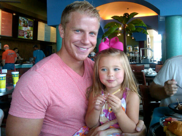 "Report: Sean Lowe Has Been ""Approached"" to Be The Next Bachelor"