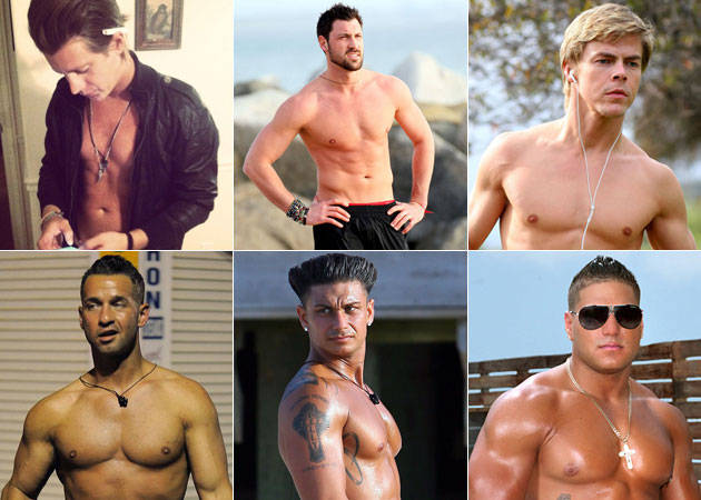 Which Reality TV Star Should Go Shirtless More Often?