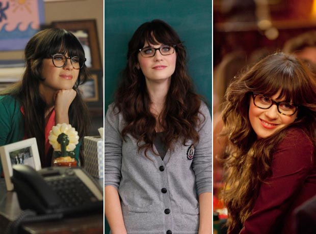 What Brand of Glasses Does Zooey Deschanel Wear on New Girl?