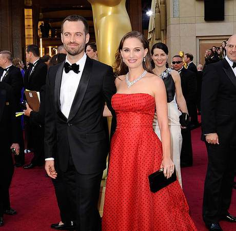 Natalie Portman and Husband Benjamin Millepied Have Wedding Ceremony