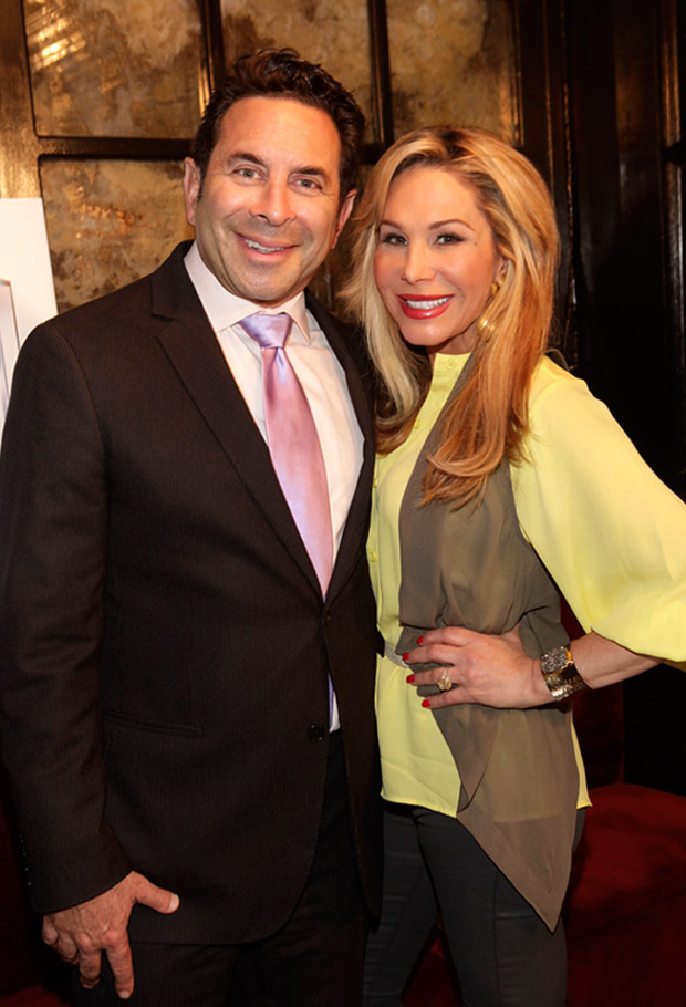 "Real Housewives' Adrienne Maloof and Paul Nassif Have an ""Excellent Chance"" of Getting Back Together Says Report"