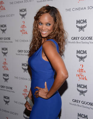 Tyra Banks: ANTM Models Have to Take an IQ Test