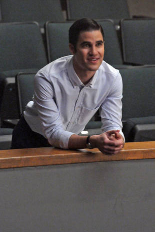 Glee Season 4 Spoilers: Kurt's Absence Makes Blaine Question Everything