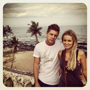 Emily Maynard and Jef Holm Are Planning to Take Ricki to Africa This Fall