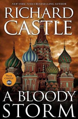 Richard Castle's New eBook, A Bloody Storm, Hits Amazon Tomorrow