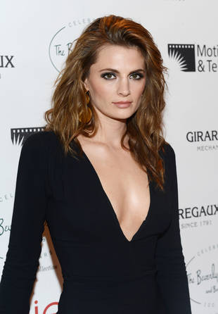 Stana Katic Makes List of Hottest Canadian Stars
