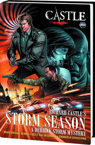 Richard Castle's Second Derrick Storm Graphic Novel Hits Stores This Fall — First Look!
