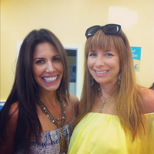 Ex-Housewives Jill Zarin & Cindy Barshop Have a RHONY Reunion (PHOTOS)