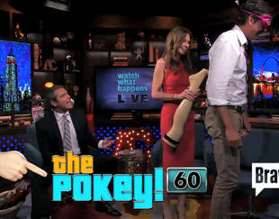 "Carole Radziwill Plays ""The Pokey"" With Jerry O'Connell: An Homage to Aviva's Dad (VIDEO)"