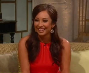 Cheryl Burke Can't Decide Who to Dance With on DWTS All-Stars: Emmitt, Gilles, or Drew? (VIDEO)