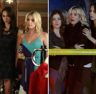 Pretty Little Liars Speculation: Is This Finale Sneak Peek Photo a Flashback?