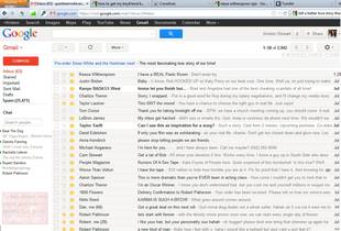 """Check Out Kristen Stewart's (Hilarious) """"Hacked"""" Gmail Inbox"""