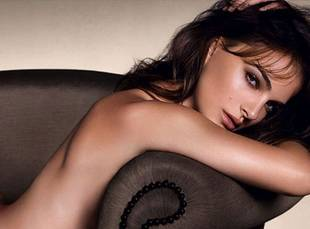 Natalie Portman Poses Nude in New Christian Dior Ad (PHOTO)