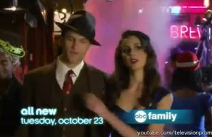 Pretty Little Liars Season 3 Halloween Episode Preview: Toby Is Still With Spencer (VIDEO)