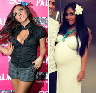 How Big Did Snooki Get While Pregnant? Check It Out! (PHOTOS)