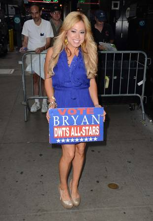 "Sabrina Bryan and Louis van Amstel Excited for DWTS All-Stars: ""It Was a Fight"""