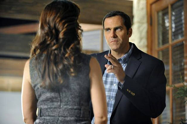 The Lying Game Season 2 Spoilers: Andy Buckley Spills on Laurel's New Love and Ted's Many Secrets — Exclusive