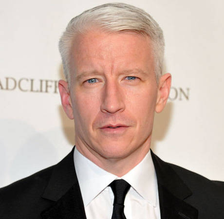 Was Anderson Cooper's Boyfriend Photographed Kissing Another Man?