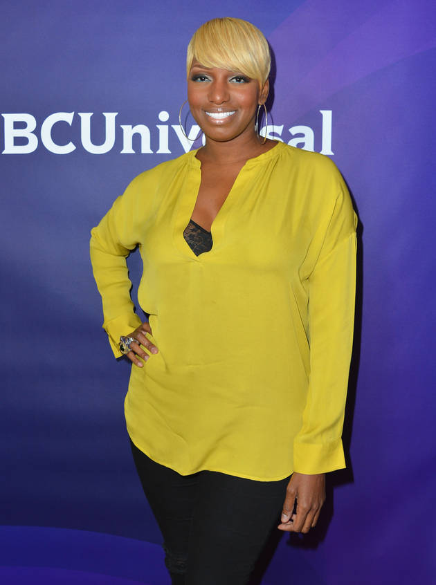 NeNe Leakes Debuts Sexy Signature Shoe (PHOTO)