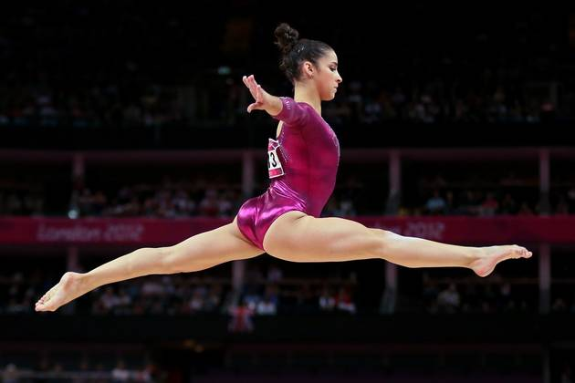 What Is Gold Medalist Aly Raisman's Favorite TV Show?