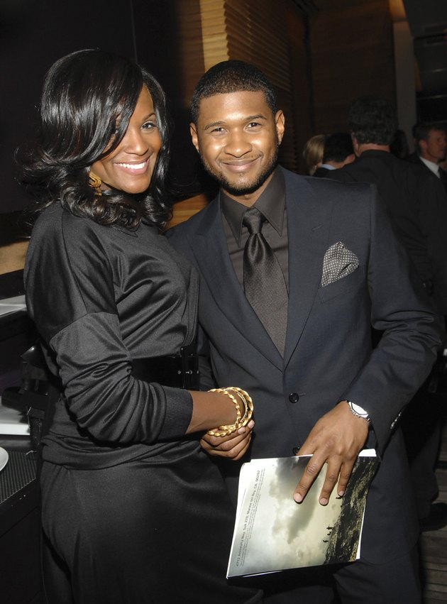 Is Usher Still Fighting Tameka Foster For Custody of Their Children After Kile Glover's Death?