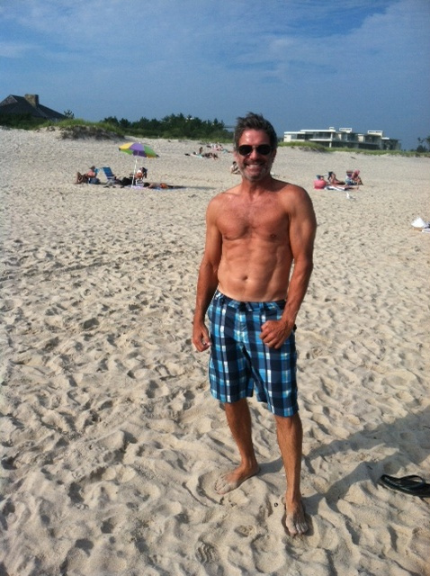 Check Out RHONY Husband Mario Singer's Ripped Bod (PHOTO)