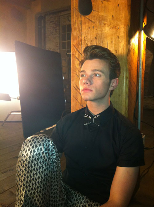 Glee Season 4 Casting: Who Will Kurt Be Working With at Vogue?