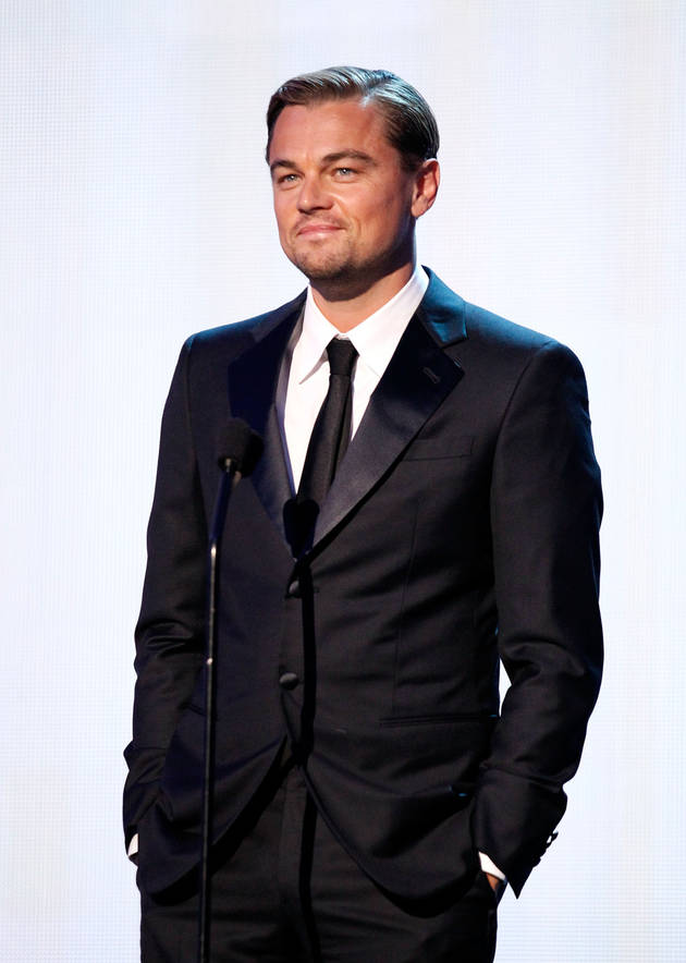 """Leonardo DiCaprio Will Reportedly """"Bare It All"""" in an On-Screen Orgy"""