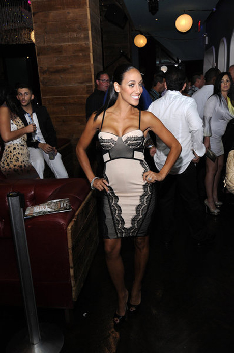 """Melissa Gorga Teases """"Bumps"""" For Her and Teresa Giudice on The Real Housewives of New Jersey (VIDEO)"""