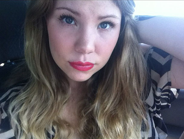 Kailyn Lowry Goes Glam With Bright Red Lips: Hot or Not? (PHOTO)