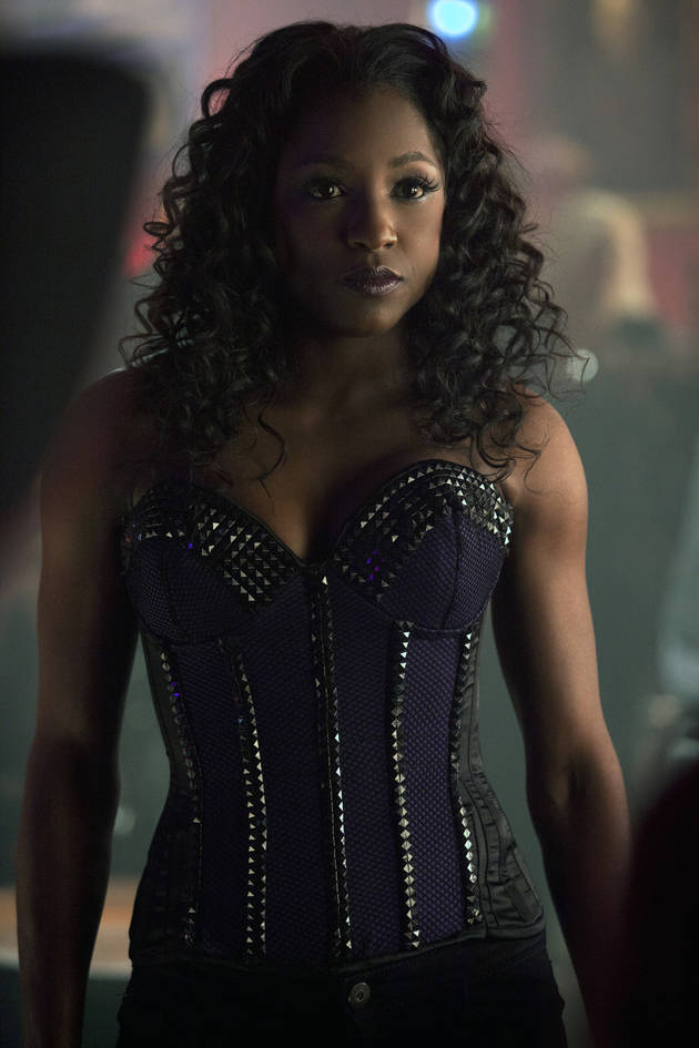 """Will True Blood's Tara End Up With Pam or Sam? Portrayer Rutina Wesley Share Her """"Happily Ever After"""" Pick"""