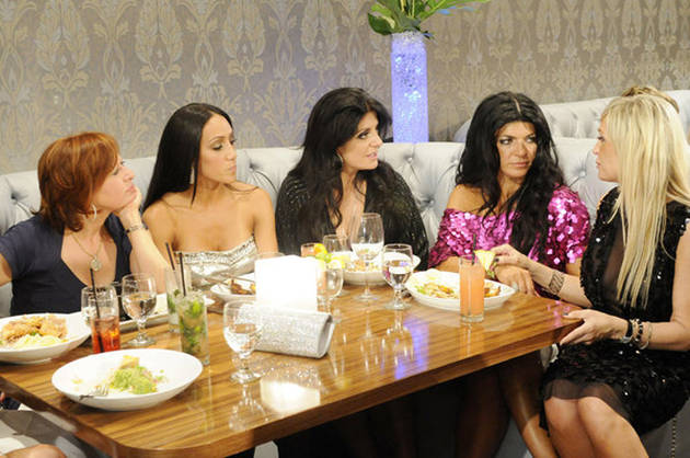 The Real Housewives of New Jersey Season 4 Reunion Won't Tape Until September