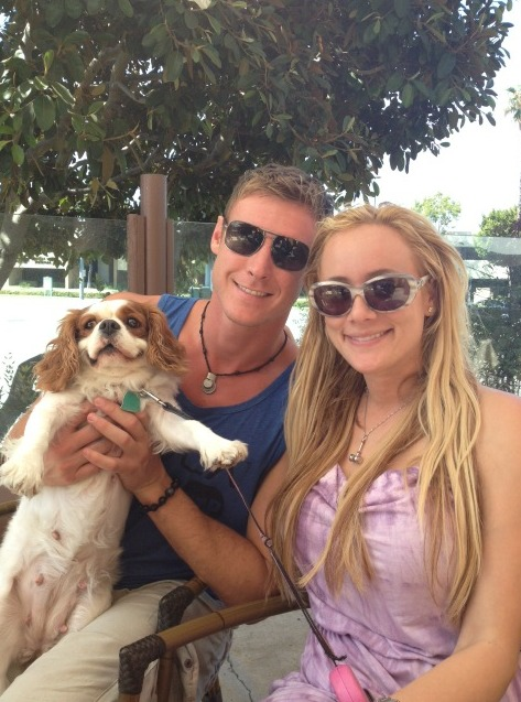 Kasey Kahl Hangs With Erica Rose After His Arrest — OMG Photo of the Day