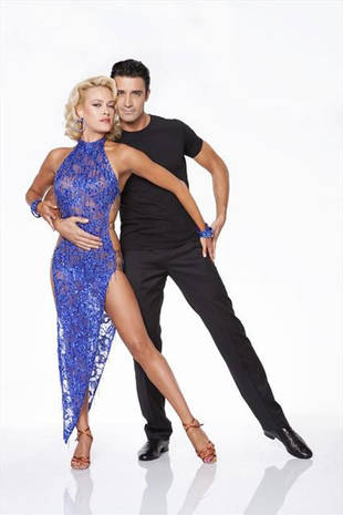 Gilles Marini on His First DWTS All-Stars Dance and Who He Doesn't Consider Competition