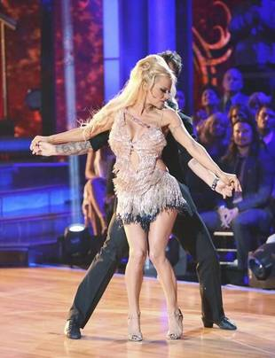 Tristan MacManus Defends Pam Anderson Against the DWTS Judges – Were They Too Harsh?