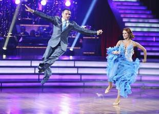 DWTS All-Stars: Katherine Jenkins, Lacey Schwimmer, Cher Lloyd Perform on Week 2 Results Show