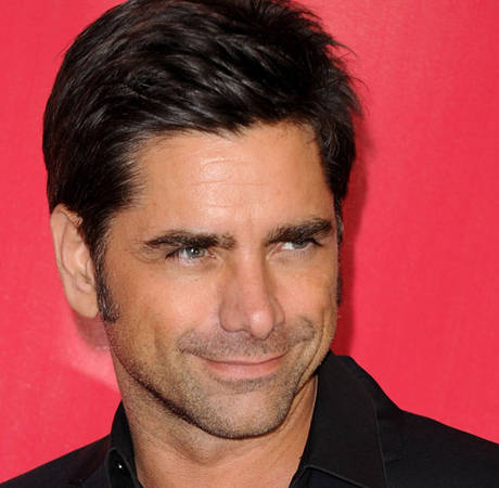 """Full House Flashback Photo: John Stamos Compares Himself and Co-Star Dave Coulier to """"Lovely Lesbians"""""""