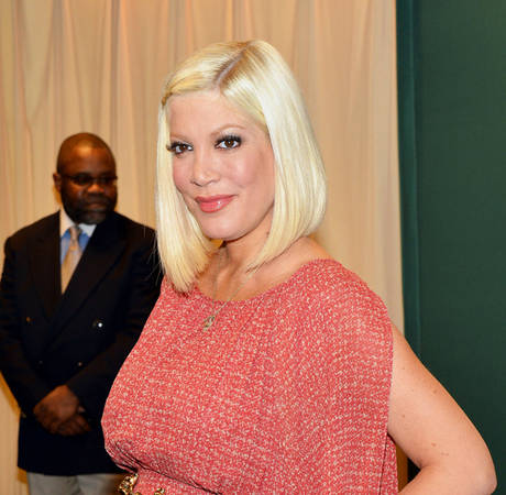 Tori Spelling Suffers Complications From Recent C-Section: Report