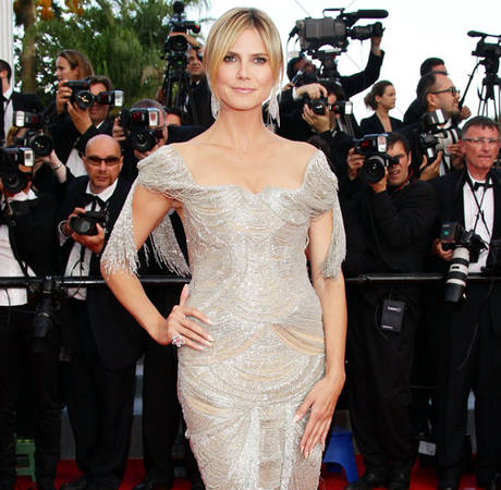"""Heidi Klum Denies Affair: """"I Never Looked at Another Man"""" When I Was With Seal"""