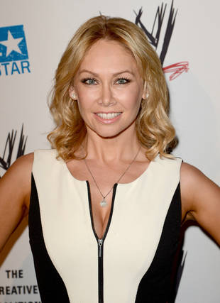 DWTS Pro Kym Johnson on Her New Fitness Web Show & Tips on Staying In Shape