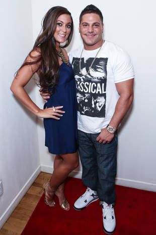 Do Jersey Shore's Sammi and Ronnie Want to Get Married?