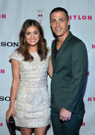 """Colton Haynes Calls Lucy Hale a """"Special Girl"""" in His Life, But They Still Aren't Dating"""