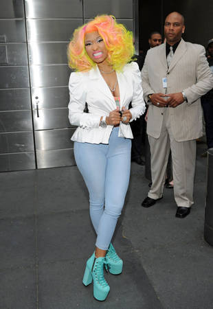 "Judge Nicki Minaj Was ""Inspired"" by Which American Idol Star?"