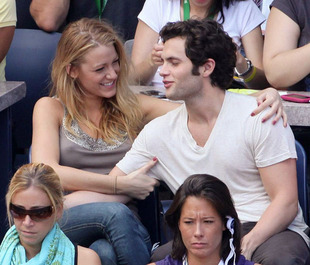 How Does Penn Badgley Feel About Blake Lively's Wedding to Ryan Reynolds?