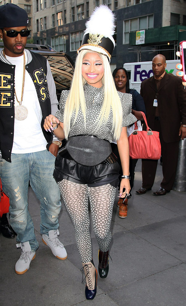 Nicki Minaj: Get to Know the American Idol 2013 Judge