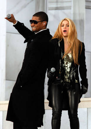 Usher and Shakira to Replace Cee Lo Green and Christina Aguilera on The Voice — Breaking!