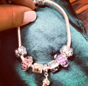 Jionni Gives New Mom Snooki a Bracelet — Is This Her Push Present? (PHOTO)